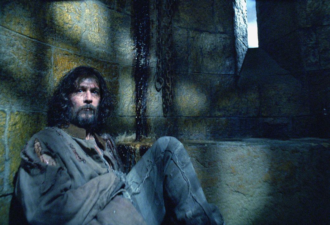 Der gefährliche und rätselhafte Zauberer Sirius Black (Gary Oldman) ist aus Askaban entkommen - und es heißt, er sei auf der Suche nach Harry Potter... - Bildquelle: Warner Television
