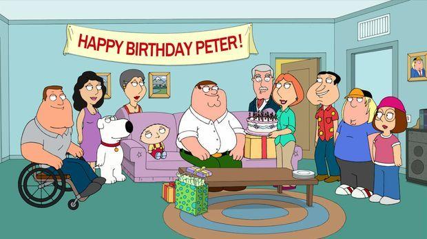 Peter (M.) hat Geburtstag und das muss natürlich gebührend gefeiert werden .....