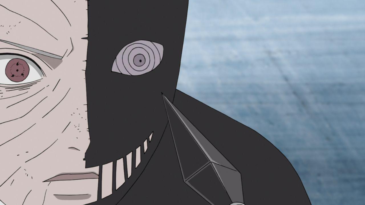 Obito Uchiha - Bildquelle: 2002 MASASHI KISHIMOTO / 2007 SHIPPUDEN