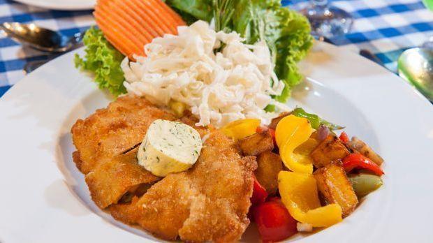 Schnitzel und Paprika – für viele eine ungewöhnliche Kombi. Doch es lohnt sic...