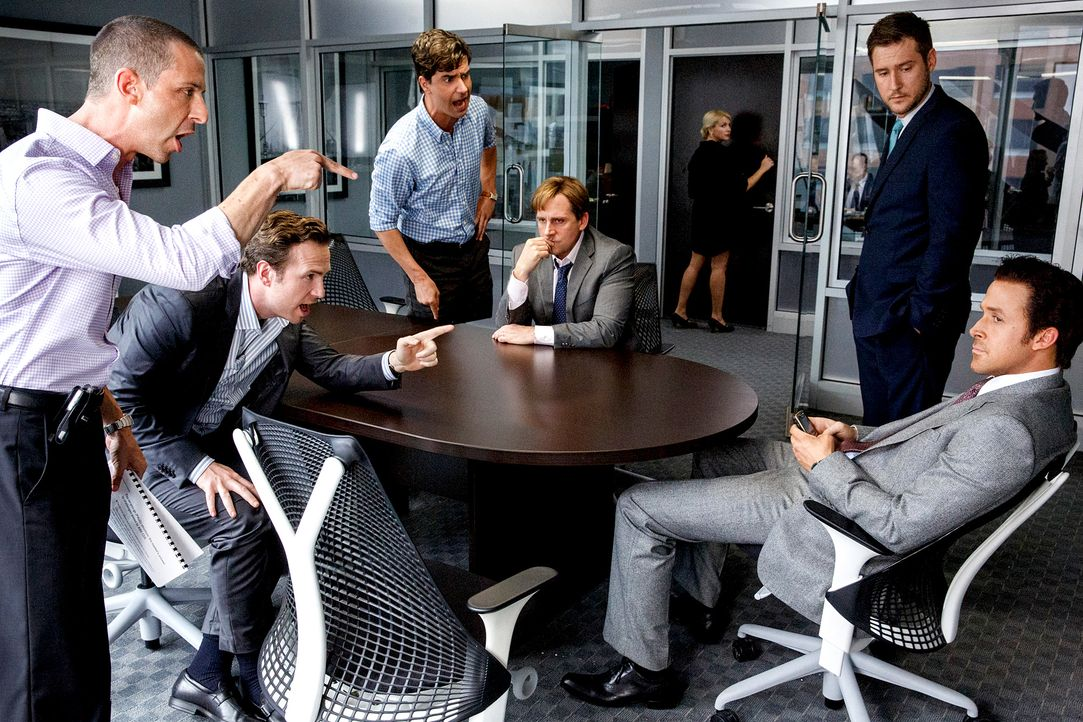 The-Big-Short-Szene-082015-Paramount-Pictures - Bildquelle: 2015 Paramount Pictures. All Rights Reserved.