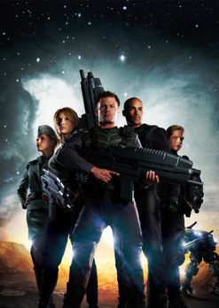 Starship Troopers 3: Marauder - STARSHIP TROOPERS 3: MARAUDER - Artwork - Bil...