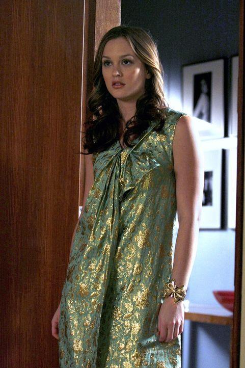Blair (Leighton Meester) bedrängt Georgina und verlangt von ihr für ihr Verhalten im vergangenen Jahr Wiedergutmachung - doch nicht ohne Hintergedan... - Bildquelle: Warner Brothers