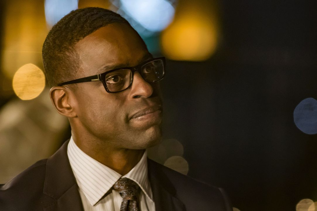 Obwohl es nicht danach aussieht, wird das Weihnachtsfest für Randall (Sterling K. Brown) und seine Familie ein besonderer Tag ... - Bildquelle: Ron Batzdorff 2016-2017 Twentieth Century Fox Film Corporation.  All rights reserved.   2017 NBCUniversal Media, LLC.  All rights reserved.