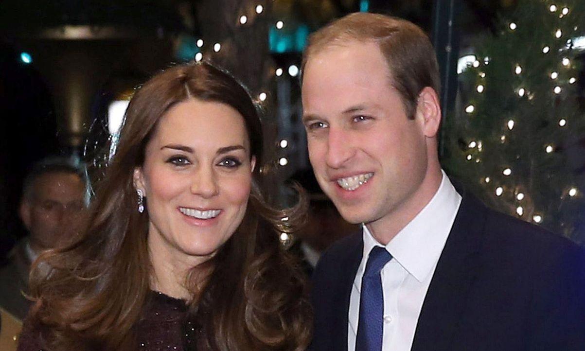 Prinz William und Herzogin Kate - Bildquelle: dpa