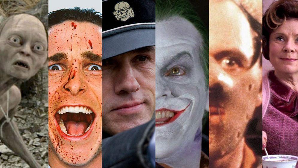 Wer ist der größte Film-Psycho?