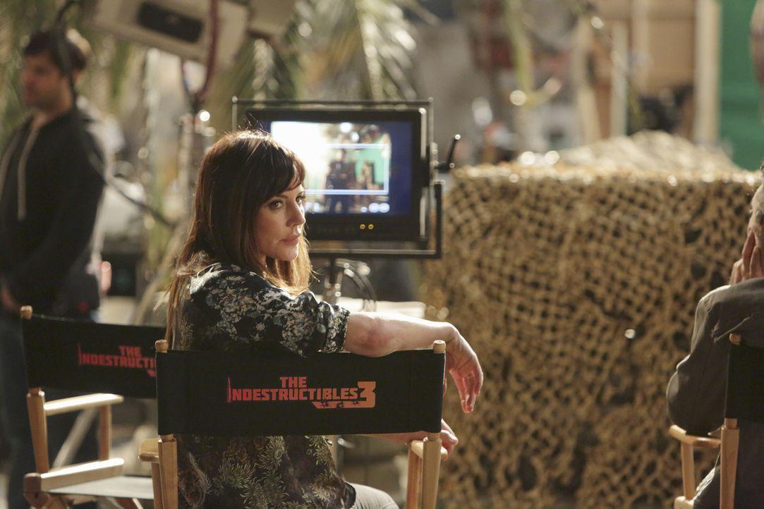 Steckt Naomi Duvray (Krista Allen) hinter dem Mord an Lance Delorca? Castle und Beckett geben alles, um dies herauszufinden ... - Bildquelle: ABC Studios