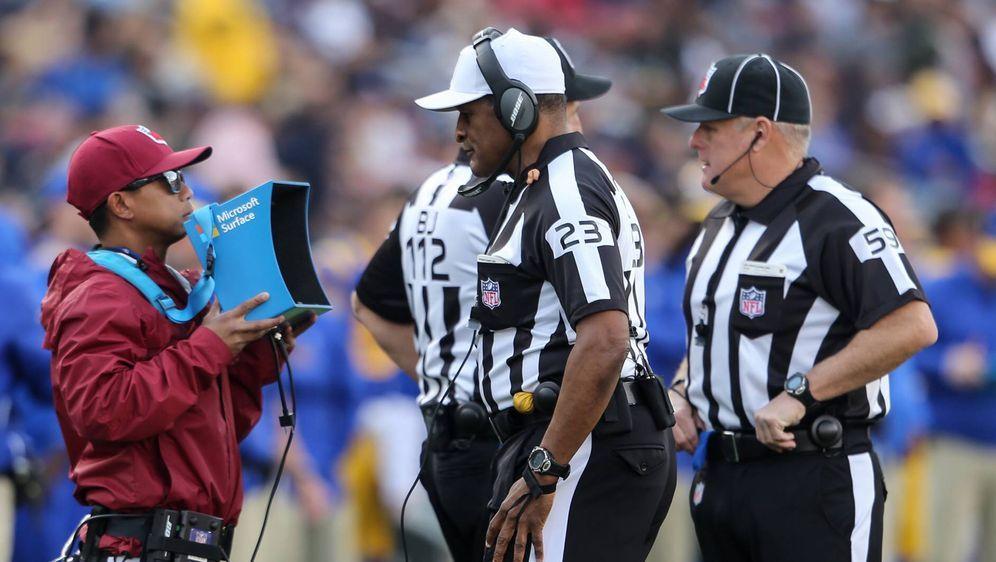 Die Nfl Hat Ein Referee Problem