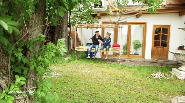 abenteuer leben am sonntag video diy reportage coole gartenm bel aus europaletten kabeleins. Black Bedroom Furniture Sets. Home Design Ideas