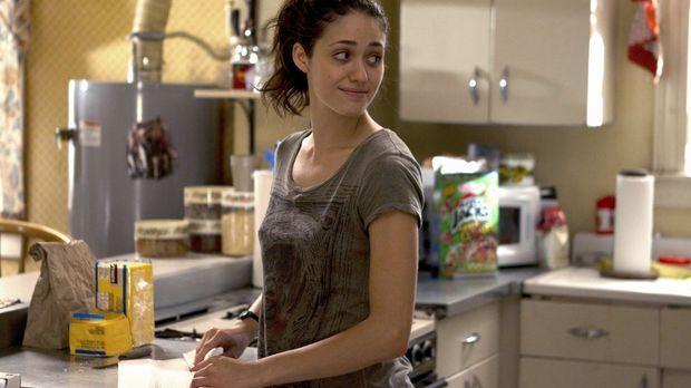 Um Lip wieder in die Schule zurückzubringen, geht Fiona (Emmy Rossum) einen D...