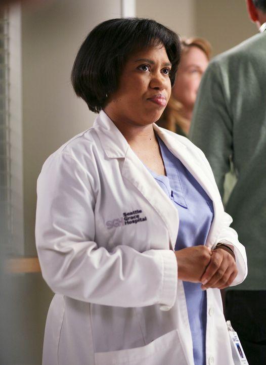 Weiß, dass es für Megan sehr gefährlich ist, wenn sie nicht schnellstmöglich operiert wird: Bailey (Chandra Wilson) ... - Bildquelle: Touchstone Television