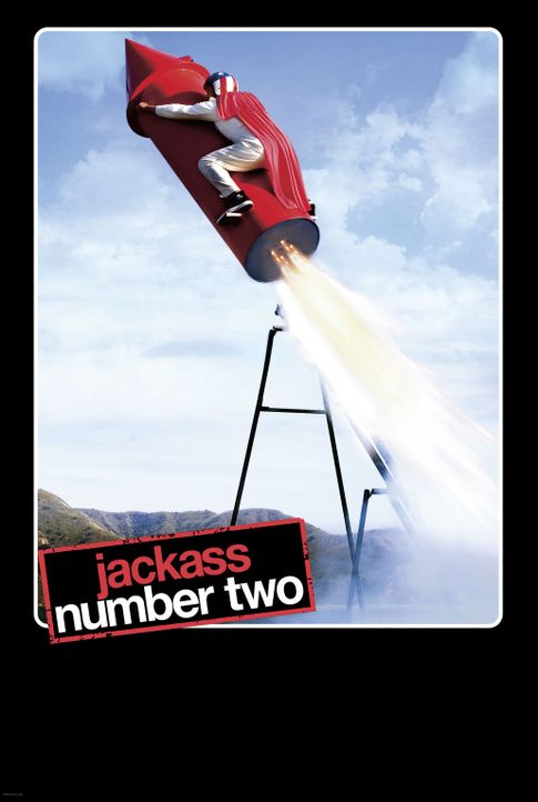 Mit dem Hinweis, die verrückten Stunts und waghalsigen Experimente, nicht nachzuahmen, setzen sich Johnny Knoxville, Steve-O, Bam Margera, Chris Pon... - Bildquelle: 2007 BY PARAMOUNT PICTURES AND MTV NETWORKS. A DIVISION OF VIACOM INTERNATIONAL INC. ALL RIGHTS RESERVED.