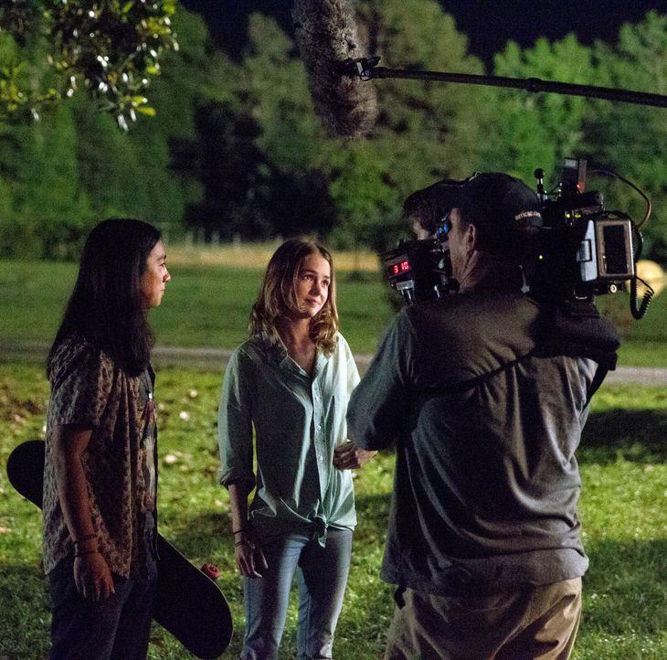 Under The Dome - Behind The Scenes - Bild vom Set der Serie7 - Bildquelle: CBS Television