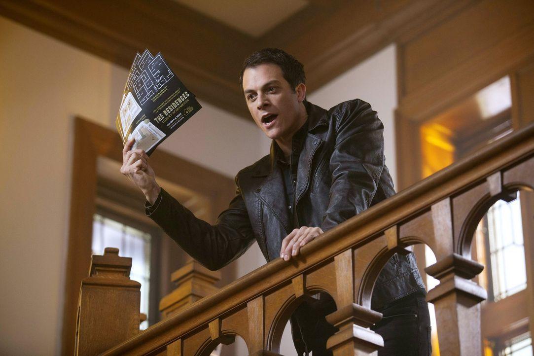 Ausgerechnet als Julian Masters (James Mackay) wieder in der Stadt auftaucht, sind sich einige Tomorrow People nicht mehr sicher, ob sie bei Cara ri... - Bildquelle: Warner Bros. Entertainment, Inc
