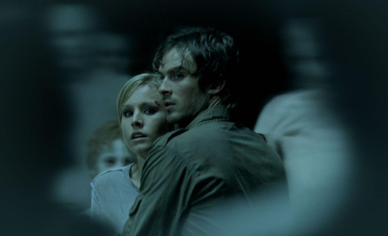 Umringt von geisterhaften Gestalten, die ihren Lebenswillen wollen: Dexter (Ian Somerhalder, r.) und Mattie (Kristen Bell, l.) ... - Bildquelle: The Weinstein Company