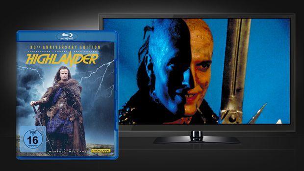 Highlander - Es kann nur einen geben (Blu-ray Disc) © STUDIOCANAL
