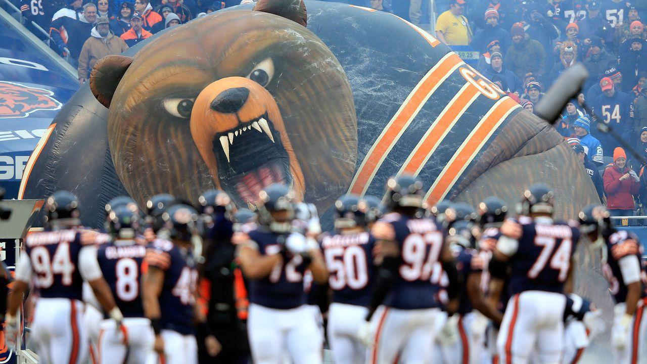 Kasim Edebalis Chancen bei den Chicago Bears - Bildquelle: 2014 Getty Images