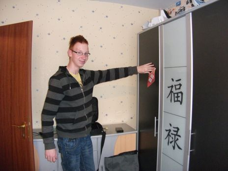 Neu für Null - Das Zimmer von Kevin hat die besten Zeiten eindeutig hinter si...