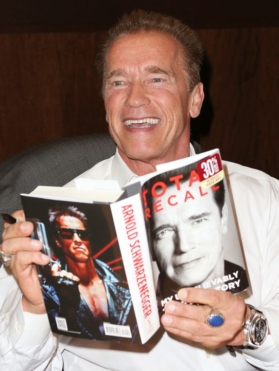 Arnold-Schwarzenegger-12-10-05-getty-AFP - Bildquelle: getty-AFP