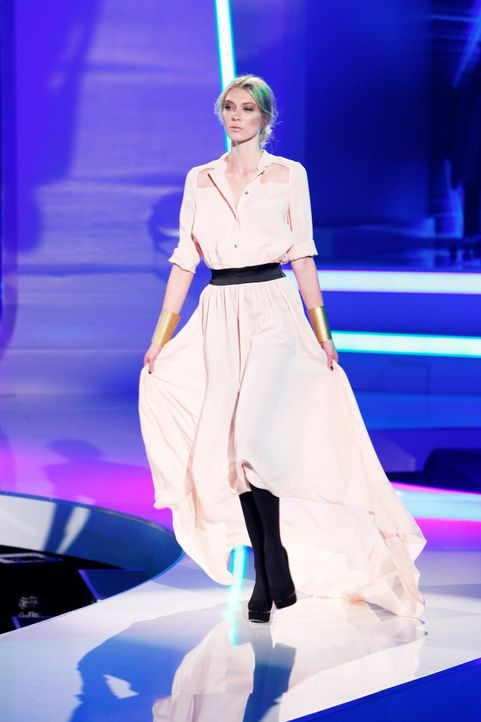 Fashion-Hero-Epi01-Show-06-ProSieben-Richard-Huebner - Bildquelle: ProSieben / Richard Huebner