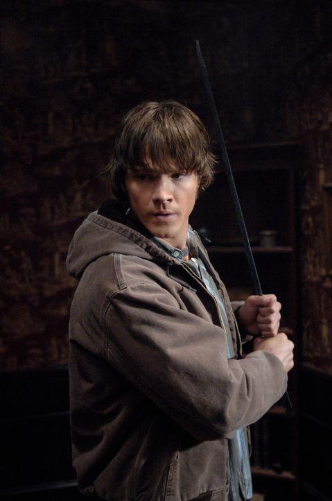 Sam (Jared Padalecki) und Dean folgen dem Mysterium eines alten Gemäldes. Dieses hat seit den 1900ern den Tod jeder seiner Eigentümer herbeigeführt.... - Bildquelle: Warner Bros. Television