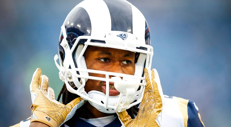 Running Back: Todd Gurley (Los Angeles Rams) - Bildquelle: 2017 Getty Images