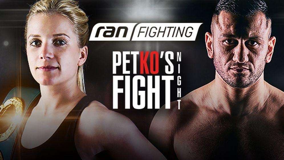 Zwei Titelkämpfe gibt es bei Petko's Fight Night.