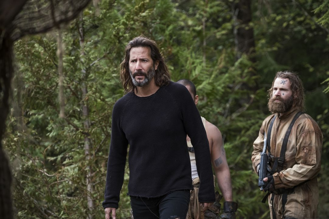 Marcus (Henry Ian Cusick) - Bildquelle: Katie Yu 2018 The CW Network, LLC. All rights reserved./Katie Yu