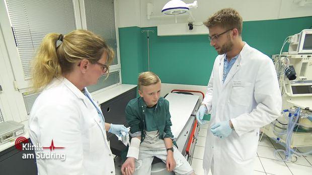 Klinik Am Südring - Klinik Am Südring - Gefährliche Böller