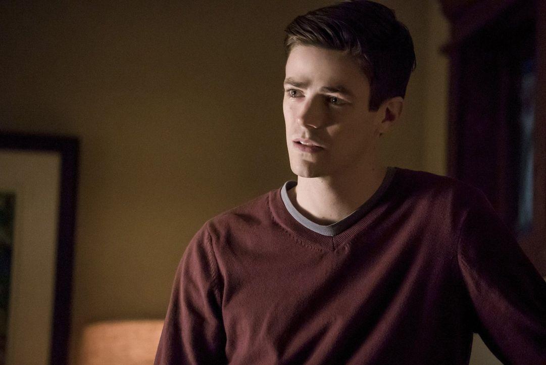 Barry (Grant Gustin) stellt sich seinem größten Feind, nachdem sein Team ihm wieder Hoffnung geschenkt hat ... - Bildquelle: 2016 Warner Bros.