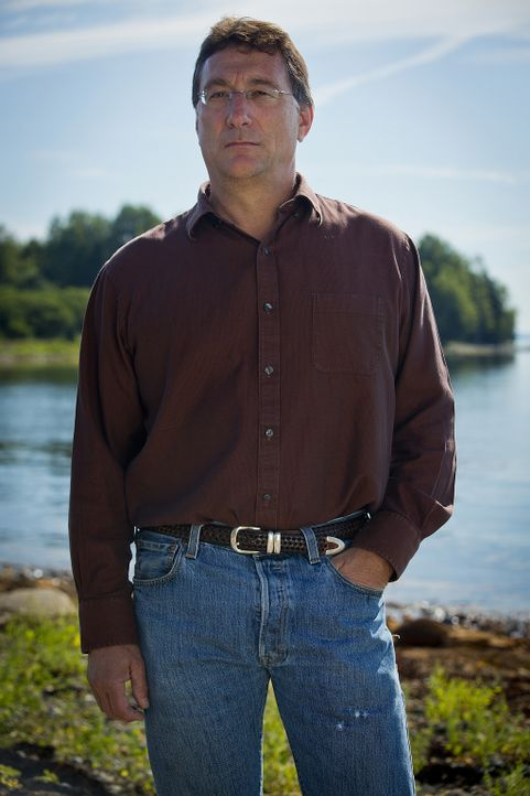 """Marty Lagina ist Ricks jüngerer Bruder und hat seit der abenteuerlichen Kindheit in Nord-Michigan ebenfalls den Traum, das """"Oak Island""""-Geheimnis mi... - Bildquelle: 2014 A&E Television Networks, LLC. All Rights Reserved/ PROMETHEUS ENTERTAINMENT"""