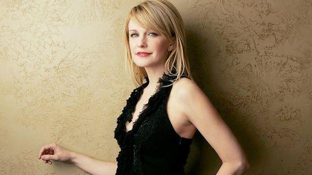 Kathryn Morris spielt Lilly Rush in der Serie Cold Case