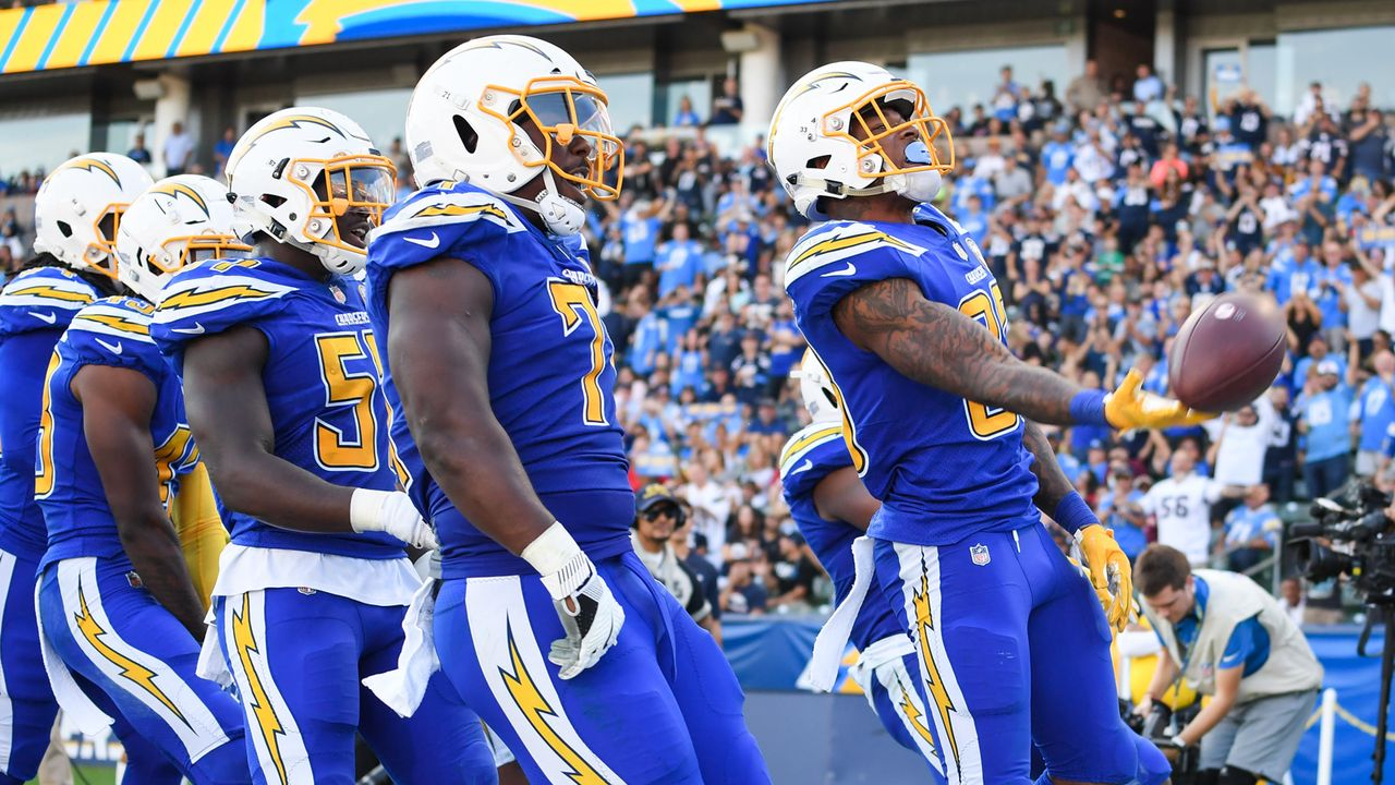 Los Angeles Chargers - Bildquelle: Getty Images