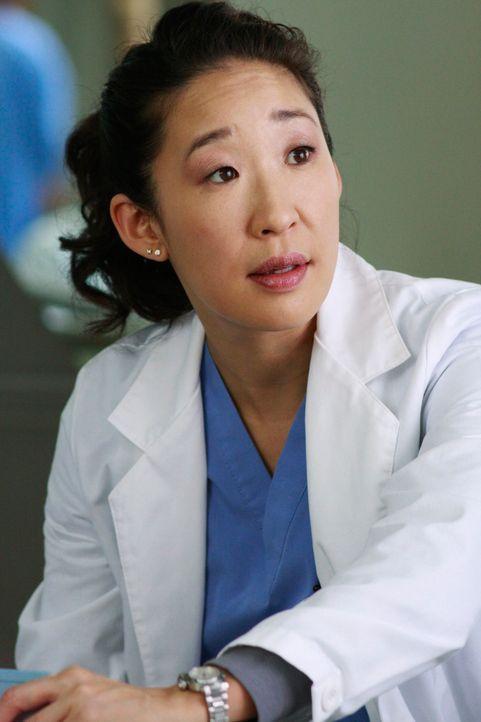 Als Teddy ihr die Chance gibt, erstmals selbstständig eine Herzoperation durchzuführen, fühlt sich Cristina (Sandra Oh) endlich als richtige Herzchi... - Bildquelle: Touchstone Television