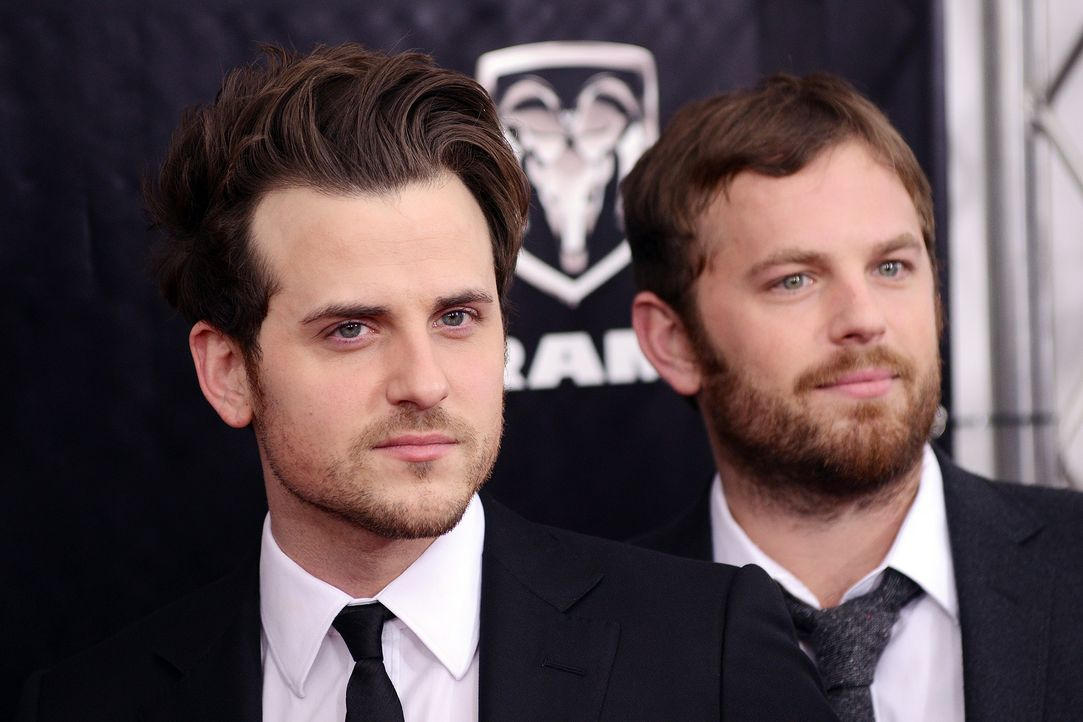 Premiere-August-Jared-Followill-Caleb-Followill-13-12-12-WENN-com - Bildquelle: WENN.com