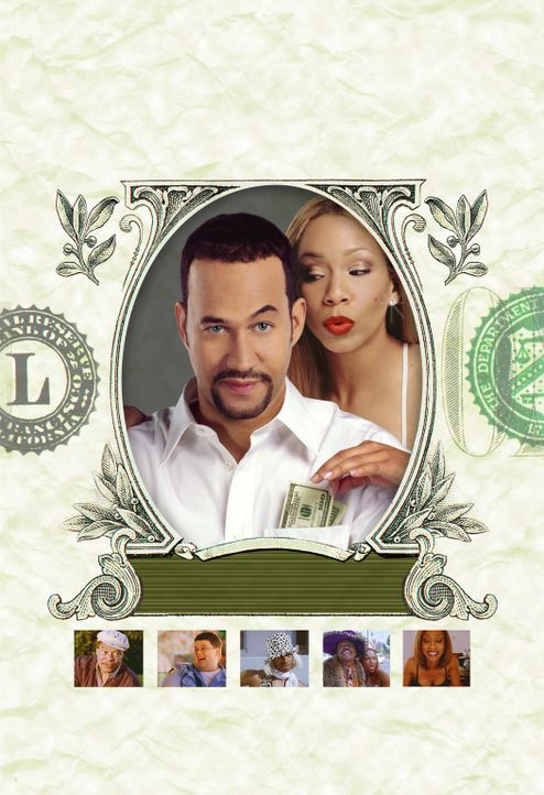 MONEY, LOVE & CRIME - Plakatmotiv - Bildquelle: 2003 Sony Pictures Television International. All Rights Reserved.