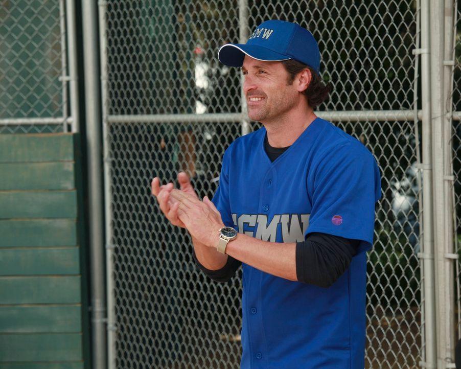 Hat sein Team eine Chance zu gewinnen? Derek (Patrick Dempsey) ... - Bildquelle: ABC Studios