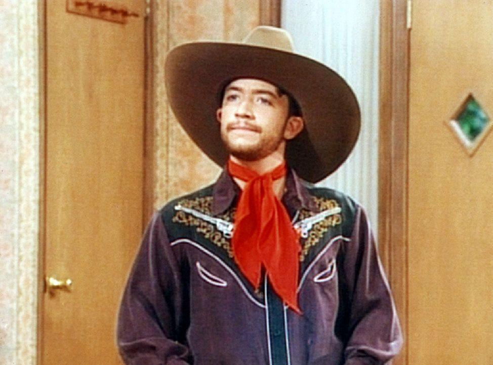 Bud (David Faustino) will sich ein neues Image zulegen, um mehr Erfolg bei den Frauen zu haben. - Bildquelle: Columbia Pictures