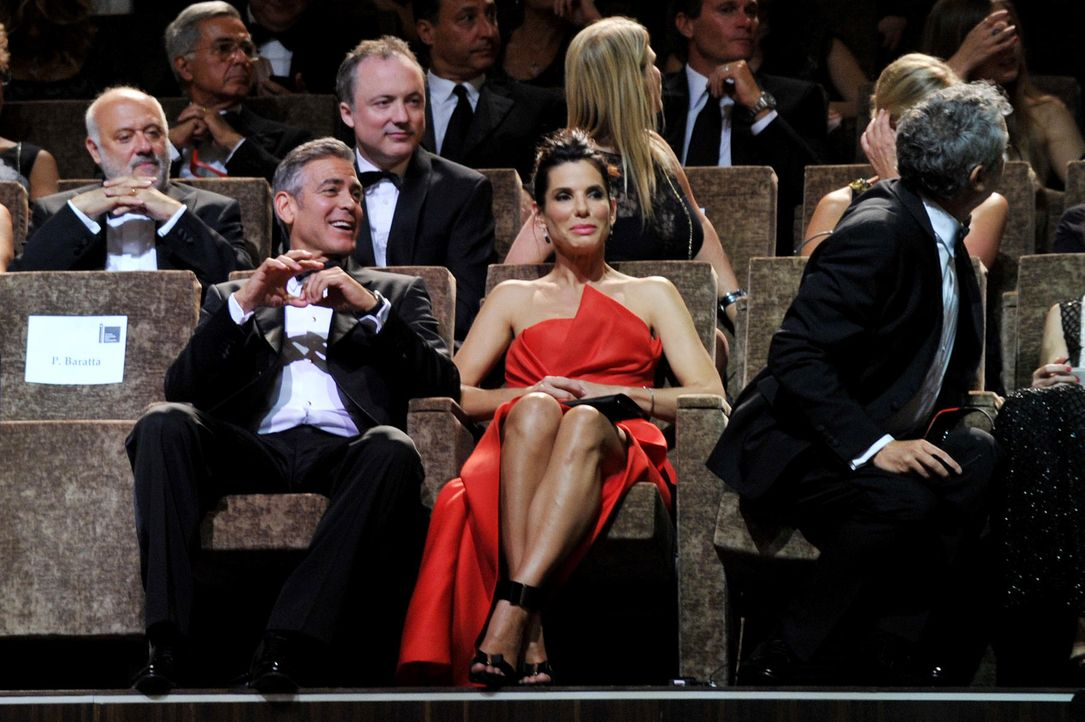 Filmfestival-Venedig-George-Clooney-Sandra-Bullock-13-08-28-4-AFP.jpg 1800 x 1198 - Bildquelle: AFP