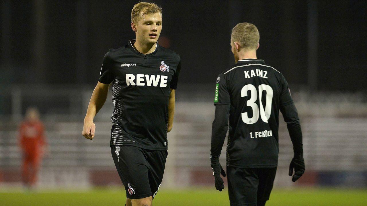1. FC Köln (2. Platz, 36 Punkte) - Bildquelle: imago/DeFodi
