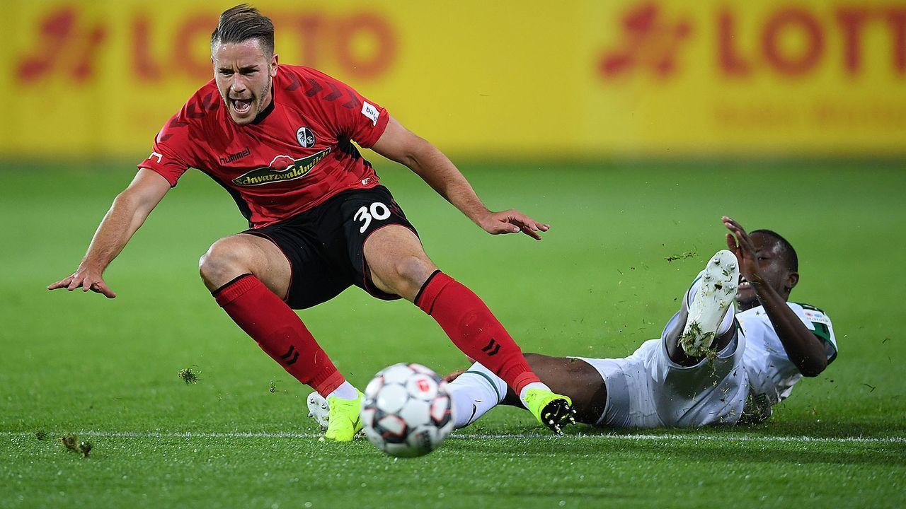 Christian Günter (SC Freiburg) - Bildquelle: Getty Images