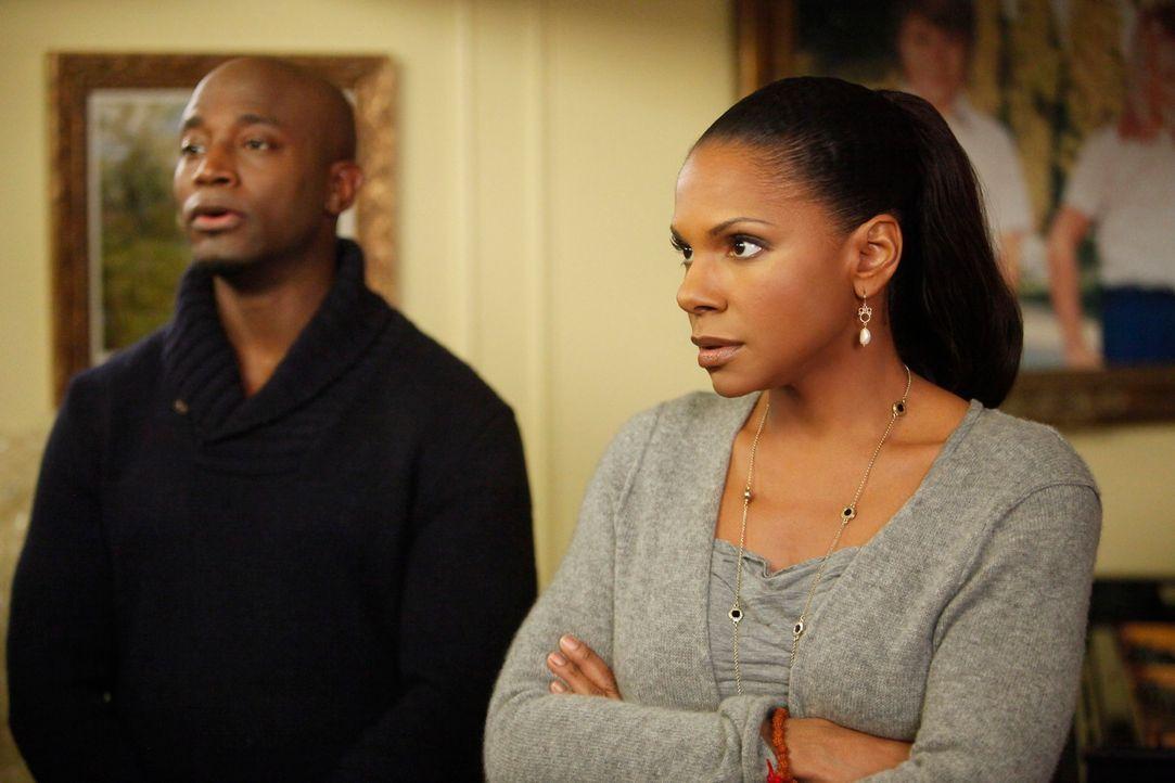 Wollen Addison in ihrer schweren zeit beistehen: Sam (Taye Diggs, l.) und Naomi (Audra McDonald, r.) ... - Bildquelle: ABC Studios