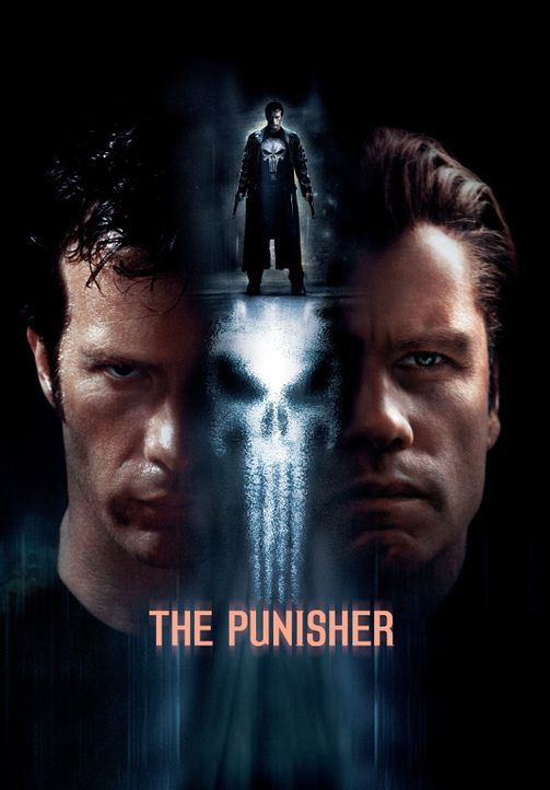 The Punisher - Plakatmotiv - Bildquelle: Sony Pictures Television International. All Rights Reserved.