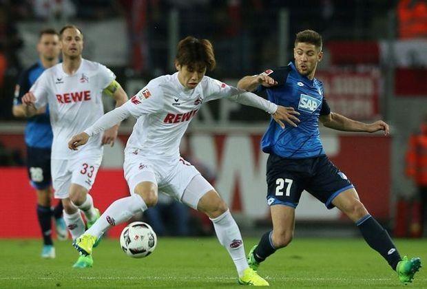 Köln und Hoffenheim trennen sich 1:1