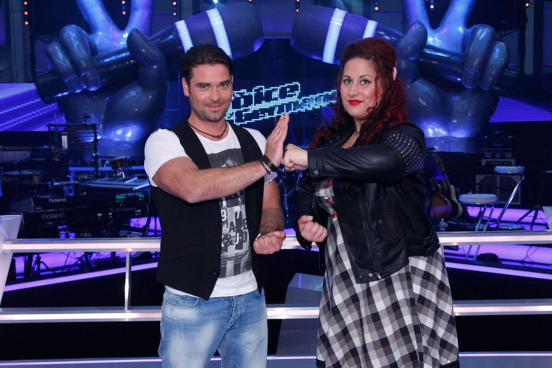 battle-sebastian-vs-karo-02-the-voice-of-germany-huebnerjpg 2448 x 1632 - Bildquelle: SAT.1/ProSieben/Richard Hübner