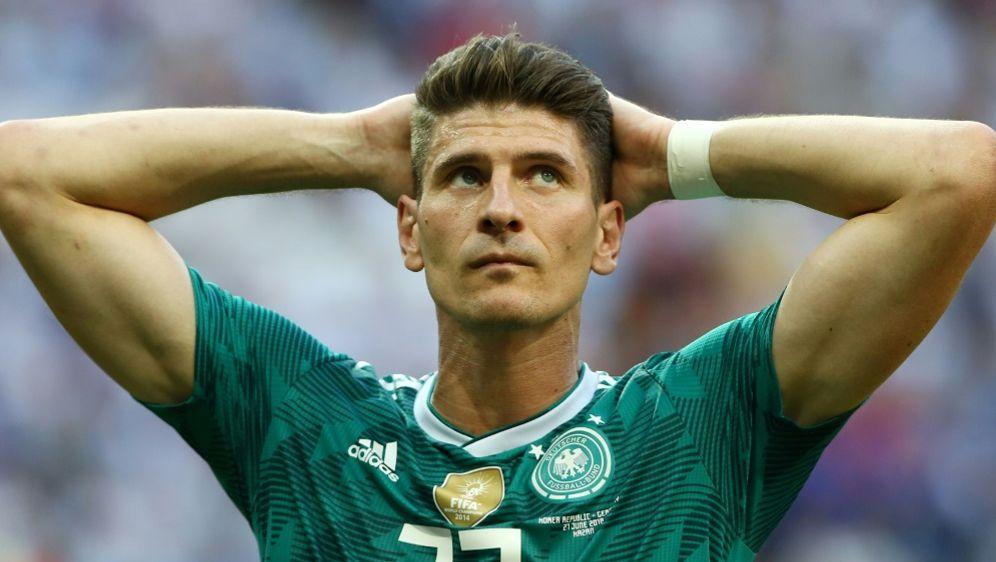 Gomez tritt aus der deutschen Nationalmannschaft zurück - Bildquelle: PIXATHLONPIXATHLONSID