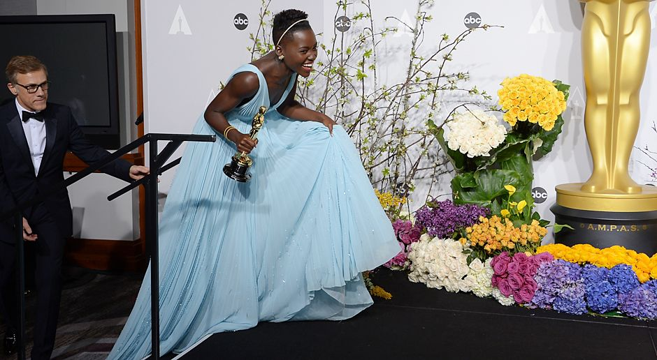 oscars-Lupita-Nyongo-140302-AFP - Bildquelle: AFP