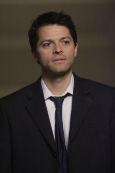 Supernatural - Der Engel Castiel (Misha Collins) bittet Geisterjäger Dean in...