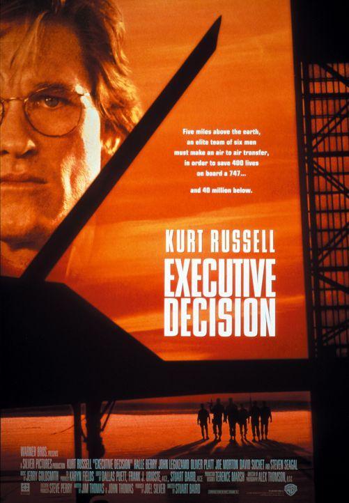 Executive Decision - Bildquelle: Warner Bros. Pictures