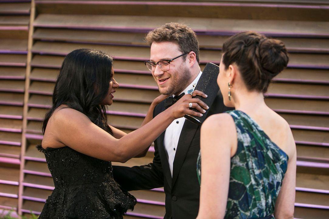 Oscars-Vanity-Fair-Party-Seth-Rogen-140302-AFP - Bildquelle: AFP